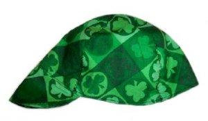 Shamrock D Welder Biker hat, your size