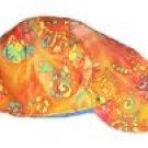Psychodelic Swirls Welder Biker hat, your size