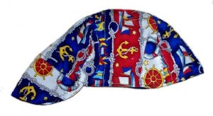Nautical Welder Biker hat, your size