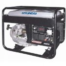 Hyundai; HY7000LE; Gasoline Open Generator; 5,500 w Cont. Output; 6,500 w Max. Output