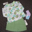 OLD NAVY 3 pieces MOD Skort SET - Size 6-12 months