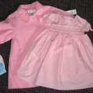 THE CHILDREN'S PLACE Princess 3 pieces DRESS & COAT Set - Size 6-9 months