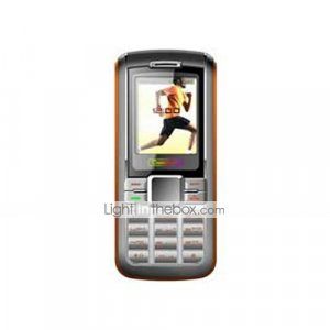 CHANGHONG M868 GSM Bar Cell Phone (XSSJ021)