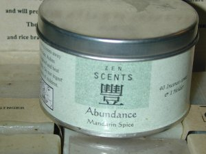 Zen Scents Abundance