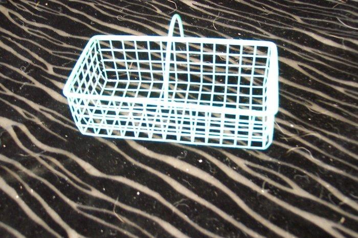 Green Wire Basket *