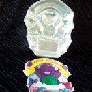 Barney Cake Pan -- by Wilton -- 2105-3450 -- 1998 *