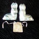 3 - D Rabbit Cake Pan -- by Wilton -- 502-2243 -- 1978 *
