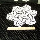 3 End Table Doilies *