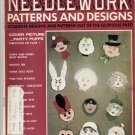 Olde Time Needlework Magazine January 1974 *
