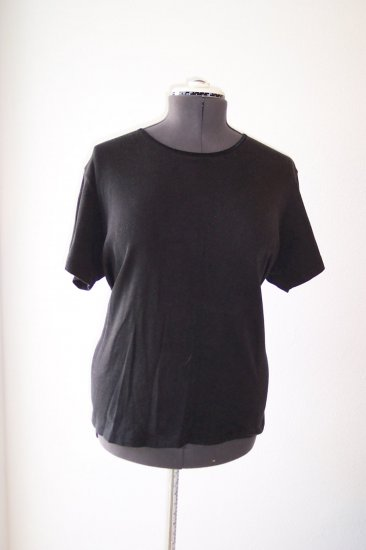 Black Knitt Tank Top *