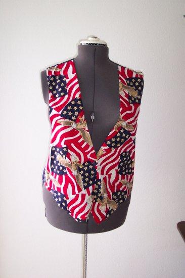 Patriotic Vest  *