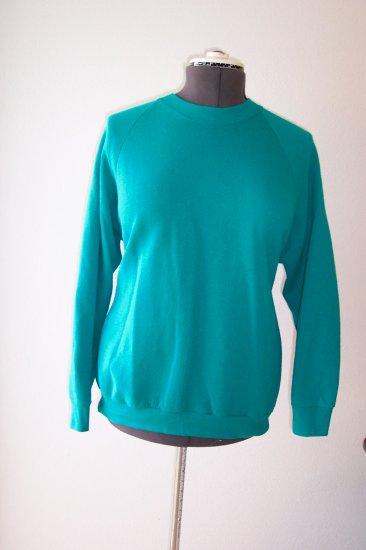 Teal Green Sweatshirt *