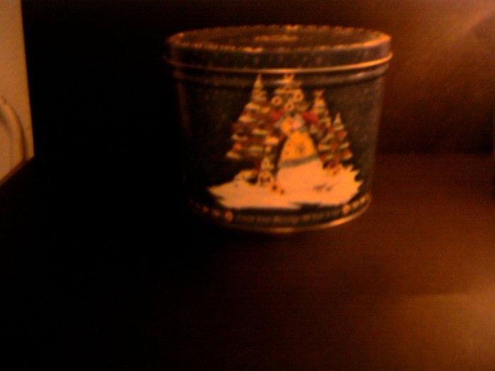 Extra Large Christmas Tin *