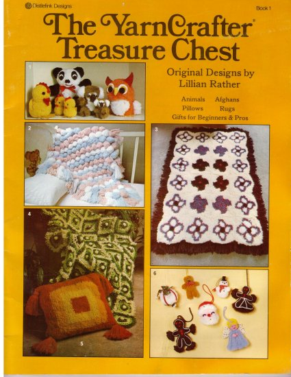 The Yarn Crafter Treasure Chest *