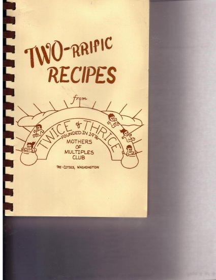 TWO-RRIFIC RECIPES *
