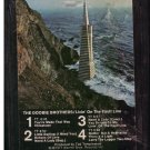 8 - Track -- THE DOOBIE BROTHERS -- Livin' On the Fault Line