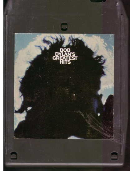 8 - Track -- BOB DYLAN'S -- Greatest Hits