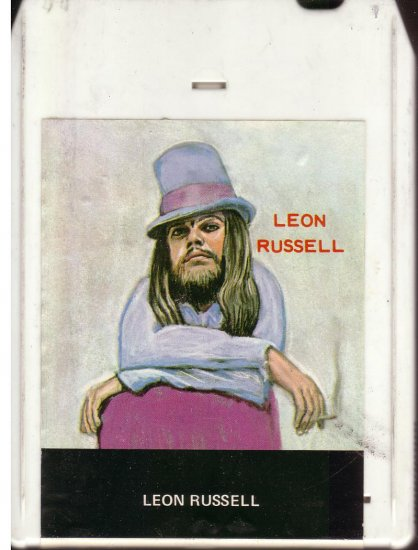 8 - Track -- LEON RUSSELL