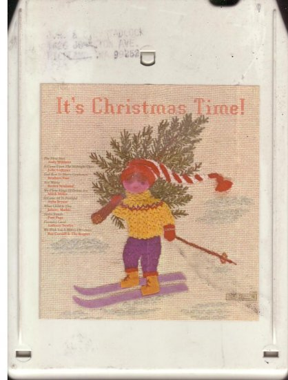 8 - Track -- IT CHRISTMAS TIME