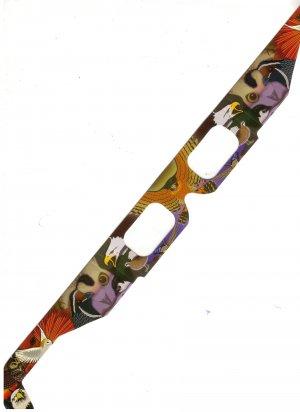 FireWorks Glasses -- Birds of Pray *