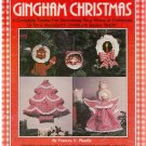 VINTAGE -- Make It A Gingham Christmas *