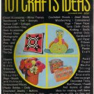 Woman's Day 101 Craft Ideas Number 1  -- 1972 *