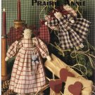 K T Kitten and Prairie Annie by Susan Fouts *