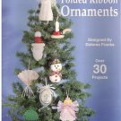 Folded Ribbon Ornaments *