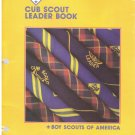 Cub Scout Leader Book *
