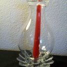 3 Piece Hurricane Candle Lamp -- Set of 2