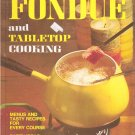 Better Homes and Gardens Fondue and Tabletop Cooking *