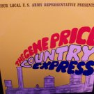 U S Army presents The Gene Price Country Express -- 1974 March