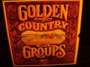 READERS DIGEST PRESENTS -- GOLDEN COUNTRY GROUPS