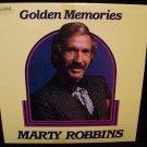 MARTY ROBBINS -- GOLDEN MEMORIES