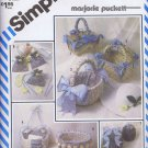 5743 Simplicity -- Quilted Dresser Accessories *