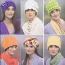 2494 Simplicity -- Fleece Hats *