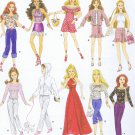 4702 Simplicity -- Barbie Doll Fashions *