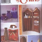 5777 Simplicity -- Gift Wrap Organizers *