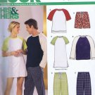 6321 New Look -- Unisex Pajamas *