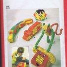 8224 Simplicity -- Stuffed Toys *