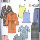 9330 Simplicity -- Unisex Pajamas *
