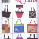 9963 Simplicity -- Bags, Purses, Totes *