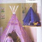 B4251 Butterick -- Tent, Teepee *