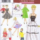 5785 Simplicity -- Barbie Doll Fashions *