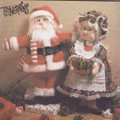 "7067 Simplicity -- 21"" Santa and Mrs. Claus *"