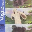 8290 Vogue -- Fur Pile Puppets *