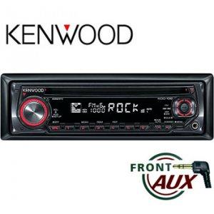 KENWOOD AM/FM/CD-RECEIVER