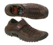 Rocket Dog ASAHI Bark brown SUEDE womens shoes Size 10