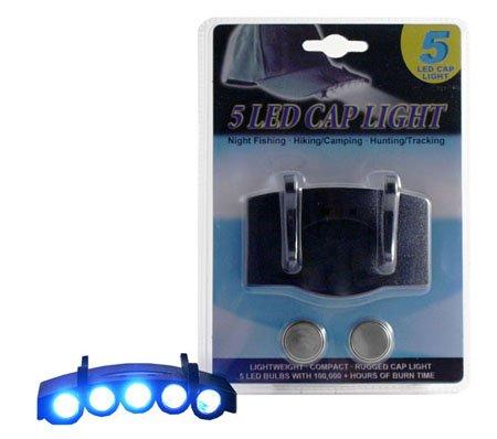 5 LED Cap Light