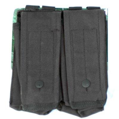 Condor black m4/ak 4 mag pouch